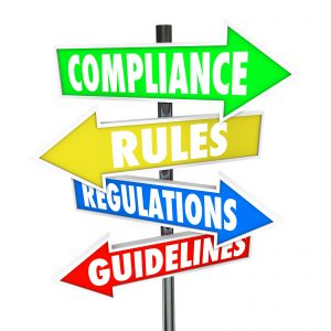 Compliance, Rules, Regulations and Guidelines