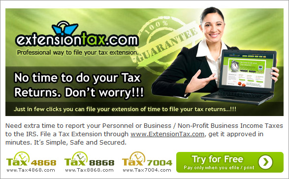 ExtensionTax