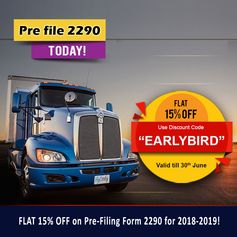 EARLYBIRD - 15 % - OFF - 2290 eFile