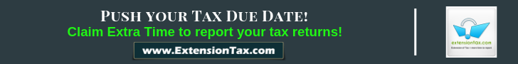 Extension Tax dot com