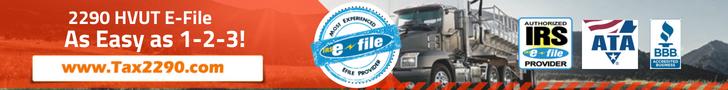 Form 2290 efile
