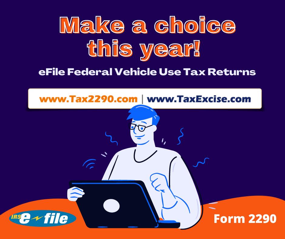 2290 tax filing online