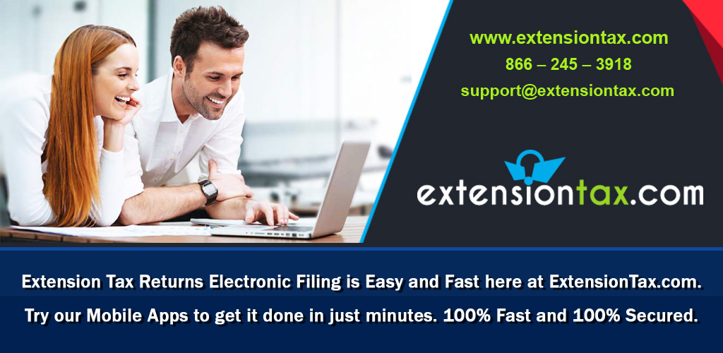 Extension-Tax-Online